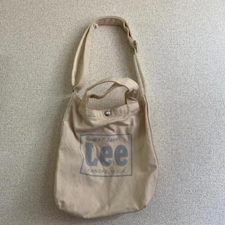 リー(Lee)の最終処分価格!Lee リー キャンバスショルダーバッグ(ショルダーバッグ)