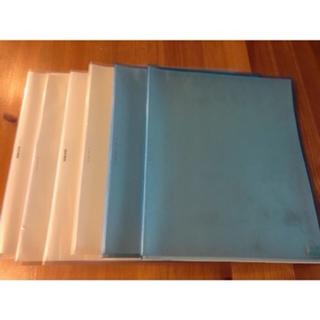 コクヨ(コクヨ)のコクヨ クリアファイル A4ワイドサイズ 20ポケット 6冊セット(オフィス用品一般)