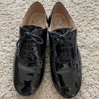 アンリーフ(unReef)のエナメルシューズ(ローファー/革靴)