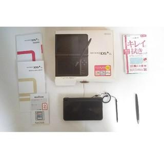 ニンテンドーDS(ニンテンドーDS)のNintendo DS ニンテンドー DSI LL DARK BROWN(携帯用ゲーム機本体)
