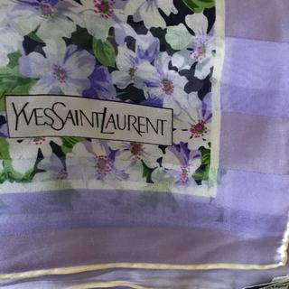 イヴサンローランボーテ(Yves Saint Laurent Beaute)のYVES SAINT LAURENTスカーフ(バンダナ/スカーフ)