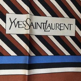 イヴサンローランボーテ(Yves Saint Laurent Beaute)のYVES SAINT LAURENT スカーフ(バンダナ/スカーフ)