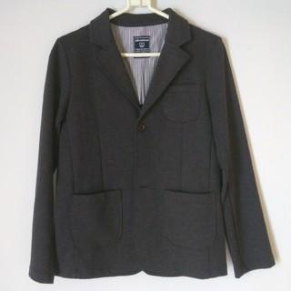 ベルメゾン(ベルメゾン)のジャケット チャコール 150cm (ジャケット/上着)