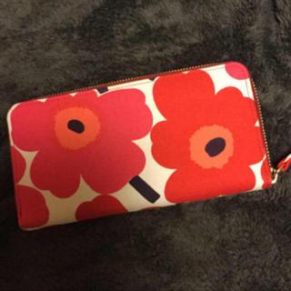 マリメッコ(marimekko)のマリメッコ  長財布(財布)