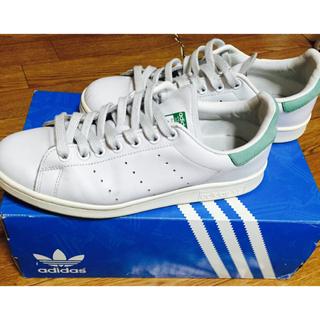 アディダス(adidas)の値下げ!スタンスミス☆グリーン(スニーカー)