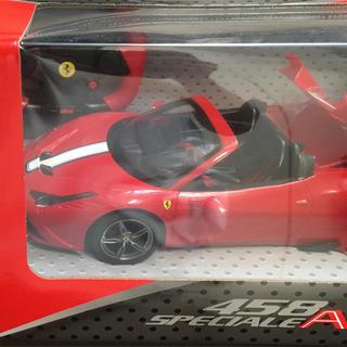 フェラーリ(Ferrari)の458SPECIALE A🏎458スペチアーレA🏎1/14🏎ラジコン🏎(ホビーラジコン)