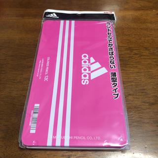アディダス(adidas)の三菱色鉛筆アディダス ピンク(色鉛筆)