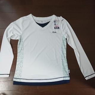 フィラ(FILA)の値下げ💴⤵️FILA  長袖  Tシャツ(Tシャツ(長袖/七分))