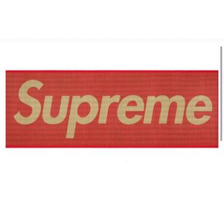 シュプリーム(Supreme)の【日本未発売】Supreme 20SS Woven Straw Mat ゴザ(ラグ)