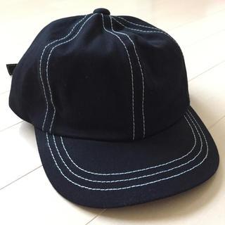グローバルワーク(GLOBAL WORK)のキャップ 帽子 黒 グローバルワーク(キャップ)