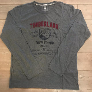 ティンバーランド(Timberland)の【新品】Timberland ロンT(Tシャツ/カットソー(七分/長袖))