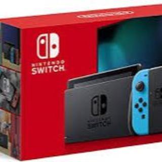 ニンテンドウ(任天堂)のNintendo Switch  ネオン 新品未使用(家庭用ゲーム機本体)