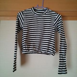 ハコ(haco!)のhaco ロンティー(Tシャツ/カットソー(七分/長袖))