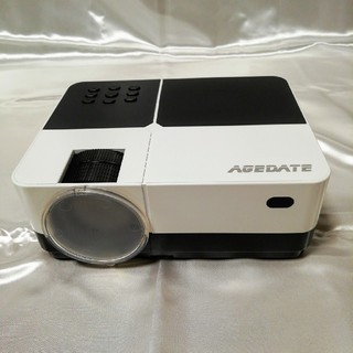 A様購入予約済 Agedate HDポータブルプロジェクター H2(プロジェクター)