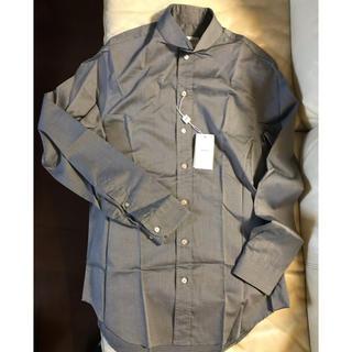 アルマーニ コレツィオーニ(ARMANI COLLEZIONI)の新品⭐️ARMARNI COLLEZIONI 長袖 ドレスシャツ スタンドカラー(シャツ)