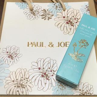 ポールアンドジョー(PAUL & JOE)のpaul & joe ラッピングハンドクリーム 箱 紙袋(ハンドクリーム)
