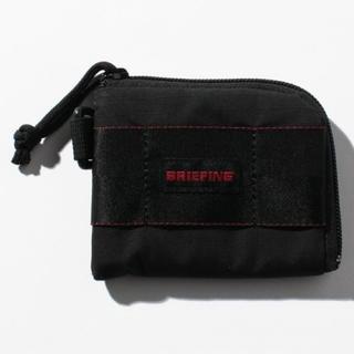 ブリーフィング(BRIEFING)の新品★BRIEFING Coin Purse MW ブラック(コインケース/小銭入れ)