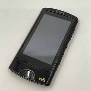 ソニー(SONY)のジャンク SONY ウォークマン NW-A865 16GB ブラック(ポータブルプレーヤー)