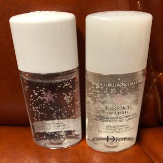 ディオール(Dior)のDIOR スノー 化粧水(化粧水/ローション)
