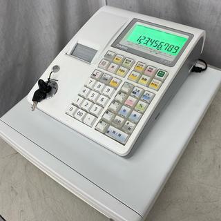カシオ(CASIO)の軽減税率対応 2018年製 カシオ電子レジスター 10部門 TE-409(店舗用品)