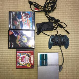 プレイステーション2(PlayStation2)のプレイステーション2(家庭用ゲーム機本体)