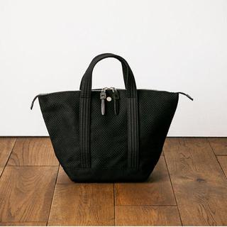 CaBas N°56 Bowlerbag standard mini ブラック (トートバッグ)
