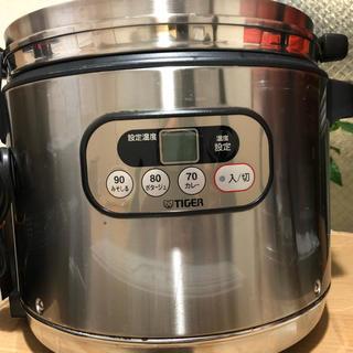 タイガー(TIGER)のタイガー★マイコンスープジャー★業務用12L(調理機器)