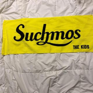 アディダス(adidas)のSUCHMOS 会場限定タオル  サチモス ヨンス THE KIDS(ミュージシャン)
