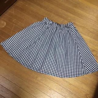 ローリーズファーム(LOWRYS FARM)のギンガムチェック スカート♡(ミニスカート)
