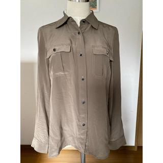 マークバイマークジェイコブス(MARC BY MARC JACOBS)のMARCJACOBS デザインシャツ(シャツ/ブラウス(長袖/七分))