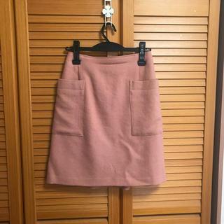 アウィーエフ(AuieF)のAuieF スカート ♡(ひざ丈スカート)
