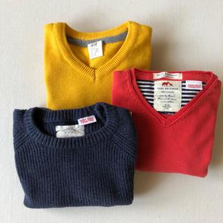 ザラ(ZARA)のZARA H&M セーター(シャツ/カットソー)