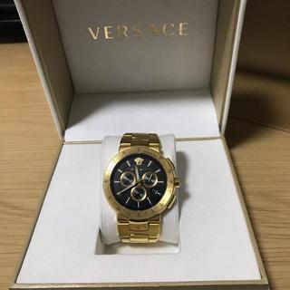ヴェルサーチ(VERSACE)のVERSACE 7年保証 クロノグラフ腕時計(腕時計(デジタル))
