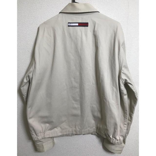 TOMMY HILFIGER(トミーヒルフィガー)の【古着】TOMMY HILFIGER スイングトップ メンズのジャケット/アウター(ブルゾン)の商品写真