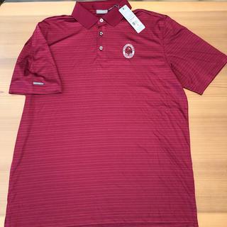 アシュワース(Ashworth)のASHWORTH ベスページブラックコース ゴルフウェア ポロシャツ(ポロシャツ)