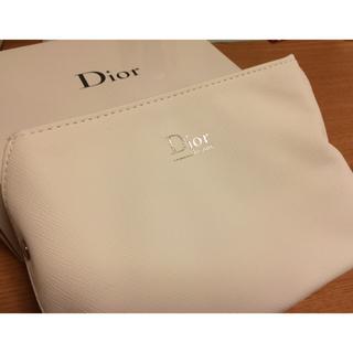 クリスチャンディオール(Christian Dior)のディオール ノベルティポーチ(その他)