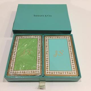 ティファニー(Tiffany & Co.)のTiffany&Co のトランプ ※値下げ(トランプ/UNO)
