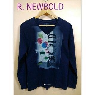 アールニューボールド(R.NEWBOLD)のR. NEWBOLD 状態良好 Paul Smith ユニセックス(Tシャツ/カットソー(七分/長袖))