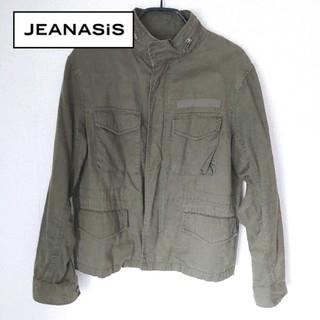 ジーナシス(JEANASIS)のミリタリージャケット JEANASIS(ミリタリージャケット)