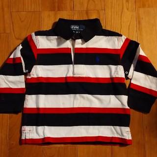 ポロラルフローレン(POLO RALPH LAUREN)のラルフローレン ポロシャツ サイズ90(Tシャツ/カットソー)