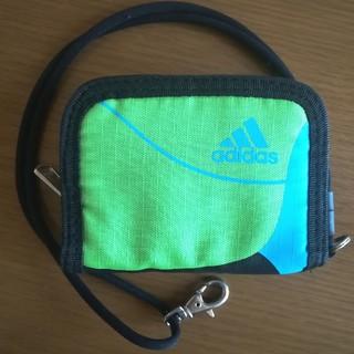 アディダス(adidas)のアディダス☆ループ付き財布(財布)
