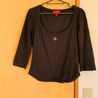 ヴィヴィアンウエストウッド(Vivienne Westwood)のヴィヴィアンウエストウッド  5分袖 カットソー(Tシャツ(長袖/七分))