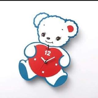 ファミリア(familiar)の◆新品未使用◆激レア◆非売品◆ファミリア 壁掛け時計 (その他)