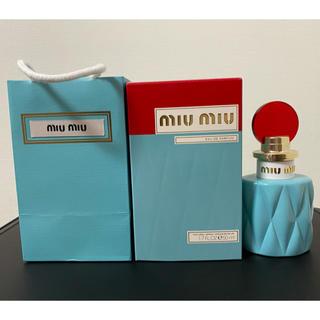 ミュウミュウ(miumiu)のmiumiu 香水(香水(女性用))