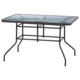 ガラステーブル(アウトドアテーブル)