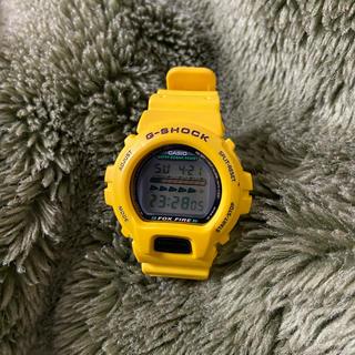 カシオ(CASIO)のG-SHOCK イエロー(腕時計(デジタル))