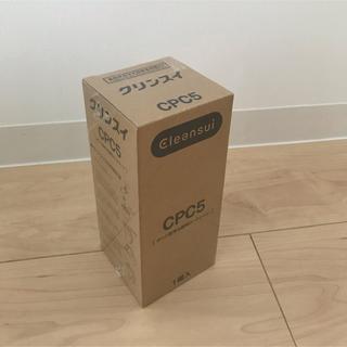 ミツビシケミカル(三菱ケミカル)のクリンスイ CPC5  ポット型浄水用カートリッジ (浄水機)