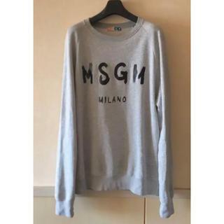 エムエスジイエム(MSGM)のMSGM トレーナー【SALE】(スウェット)