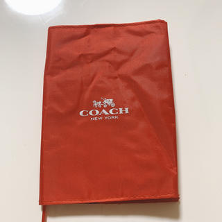 コーチ(COACH)のCOACH⭐︎ブックカバー(ブックカバー)