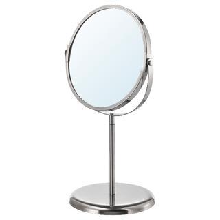 イケア(IKEA)のイケア TRENSUM トレンスームミラー 卓上鏡 IKEA(スタンドミラー)